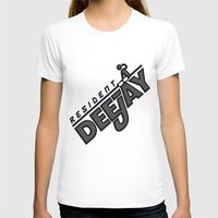resident evil T-shirts featuring Resident Deejay by PSimages