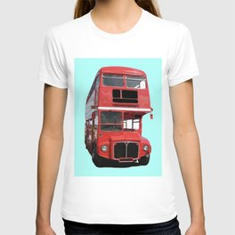 London UK - The Red Bus T-shirt