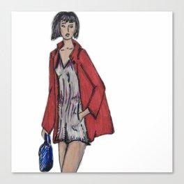 Designer Illustration  Canvas Print