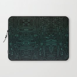 Circuitry Details Laptop Sleeve