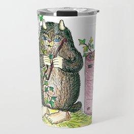 Pearl Monster Travel Mug
