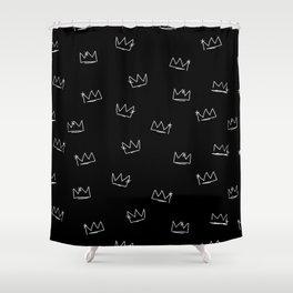 Crowns Shower Curtain