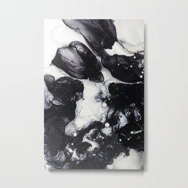 Marvelous Marble Metal Print