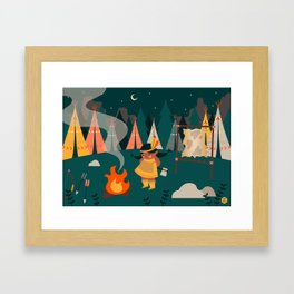 Piccola Aquila Framed Art Print