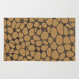 Yzor pattern 006-2 kitai beige Rug