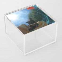 Below the Surface Acrylic Box
