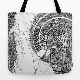 Geochrist Tote Bag