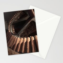 Grist Mill Gears Stationery Cards