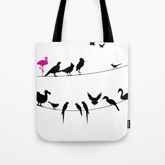 Best Bird Buddies Tote Bag