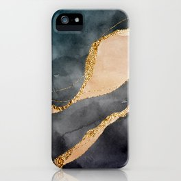 Stormy days III iPhone Case