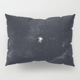 Gravity - Dark Blue Pillow Sham