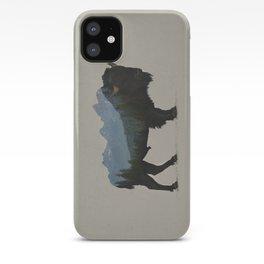 Grand Teton Bison iPhone Case