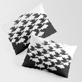 Escher - Sky and Water Pillow Sham