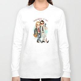 Daredevil Super Group Hug! Long Sleeve T-shirt