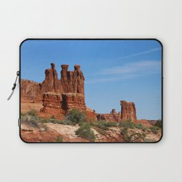 Three Gossips Arches National Park Laptop Sleeve