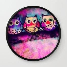 owl-88 Wall Clock