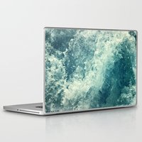 dear Laptop & iPad Skins featuring Water I by Dr. Lukas Brezak