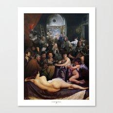 L'invidia Degli Uomini Canvas Print