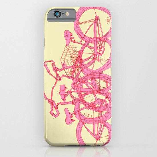 It's WHEELIE cool iPhone & iPod Case