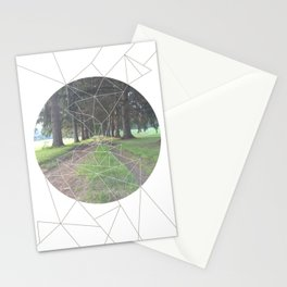 In the Trees Stationery Cards