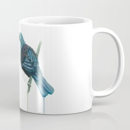 The Parson Bird aka Tui Coffee Mug