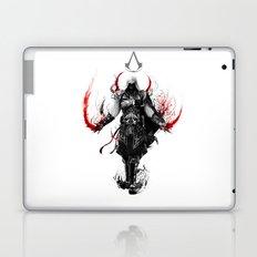 assassin's creed ezio Laptop & iPad Skin