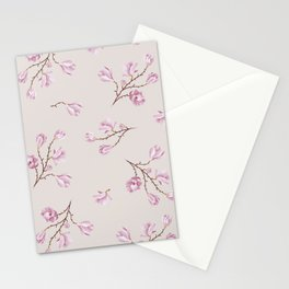 Almond's Blossoms Stationery Cards