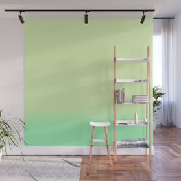 Re-Created Color Field No. 4 by Robert S. Lee Wall Mural