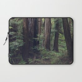 The Redwoods at Muir Woods Laptop Sleeve