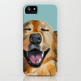 Dog Hunden iPhone Case