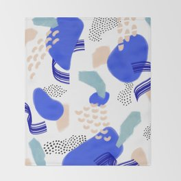 Lagoon Throw Blanket