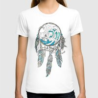 dream catcher T-shirts featuring Dream Catcher by Huebucket