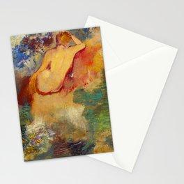 """Odilon Redon """"Naissance de Vénus"""" Stationery Cards"""
