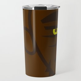 The Chocolate Giant Look Book Poster Series_Chocolate Face Travel Mug