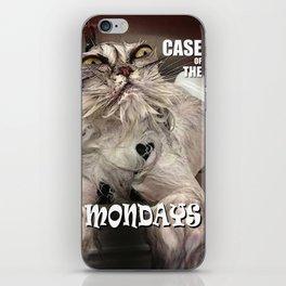 Case of the Mondays - CAT iPhone Skin