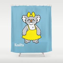 Koalita Shower Curtain