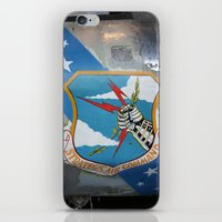 putin iPhone & iPod Skins featuring Strategic Air Command - SAC by Andrea Jean Clausen - andreajeanco