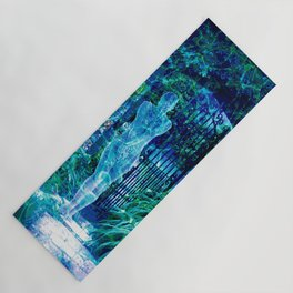 Blue Spirit Yoga Mat