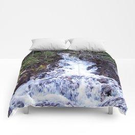 Mountain Cascade Comforters