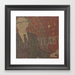 Holdsteady Framed Art Print