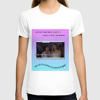 monet T-shirts featuring Clueless x Monet by Lisa-Roxane Lion