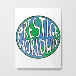 Prestige Worldwide, Step Brothers Metal Print