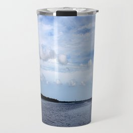 Lake Wimico Travel Mug