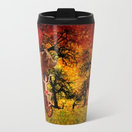 Bicycle bear and the jungle boy iPhone 4 4s 5 5c 6, pillow case, mugs and tshirt Travel Mug
