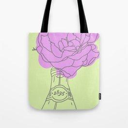 Rose and lemonade Tote Bag