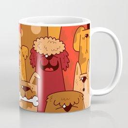 Pile of Woofs Coffee Mug