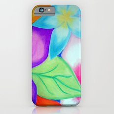 Friggin Flowerz iPhone 6s Slim Case