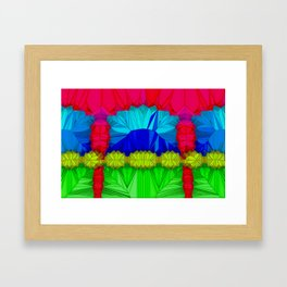 The theatre of unspoiled nature ... Framed Art Print