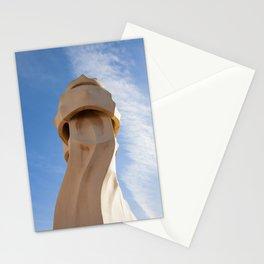 La Pedrera II Stationery Cards