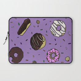 Donuts Galore Laptop Sleeve